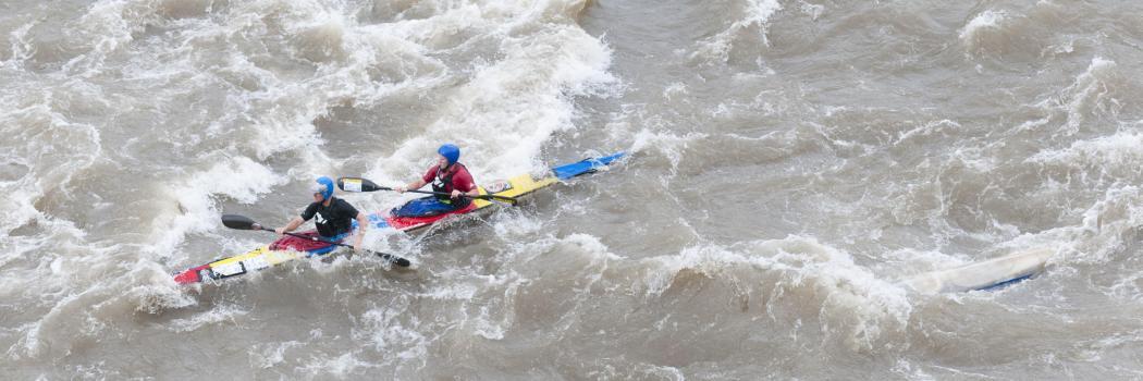 Drak entries match rising water levels