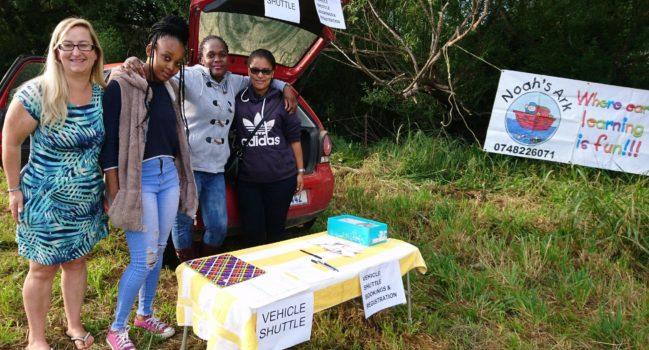 Drak Challenge success built on local community support
