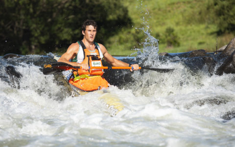 Andy Birkett claims Drak Challenge title record