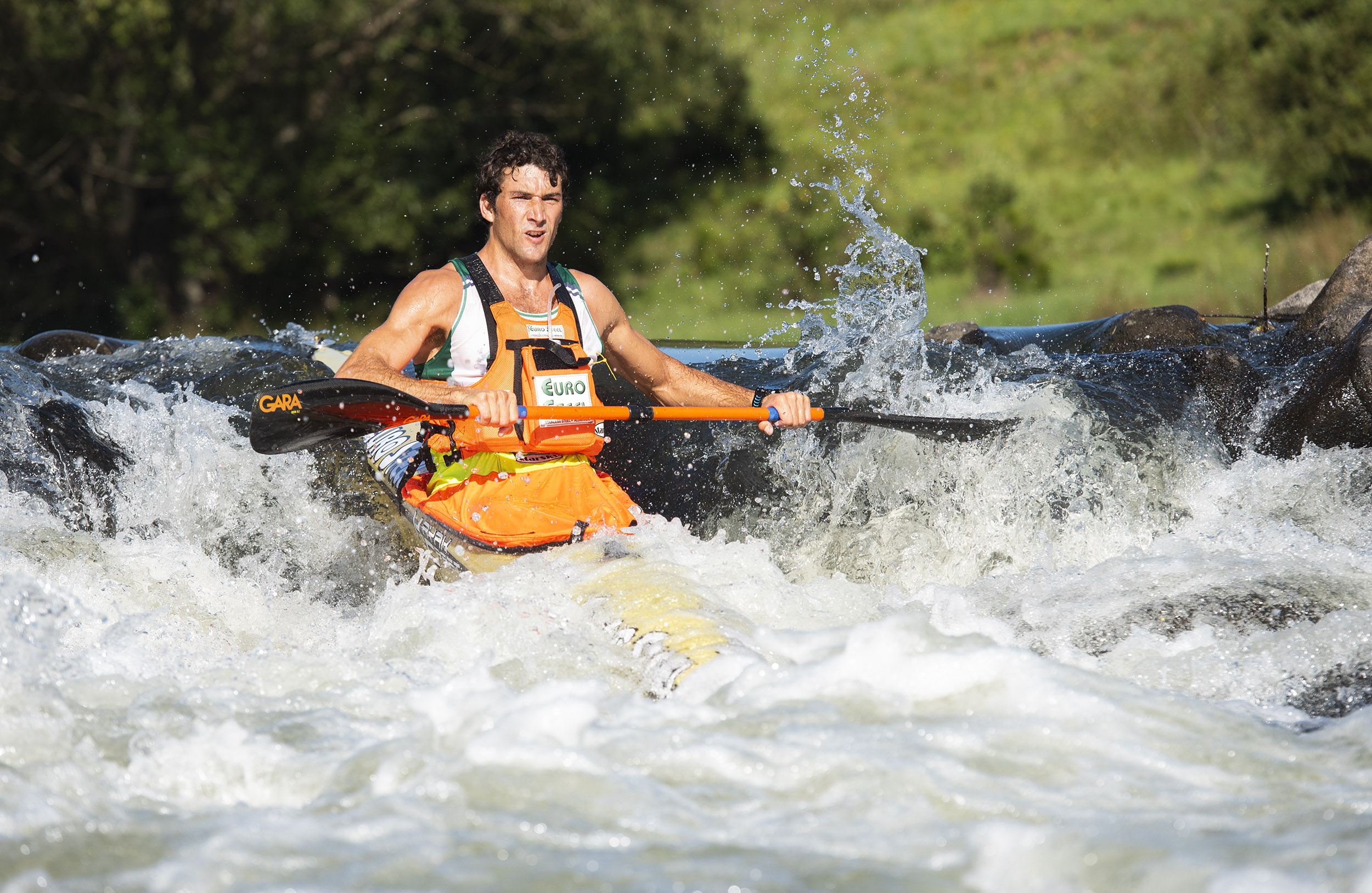 Andy Birkett claims Drak Challenge title record