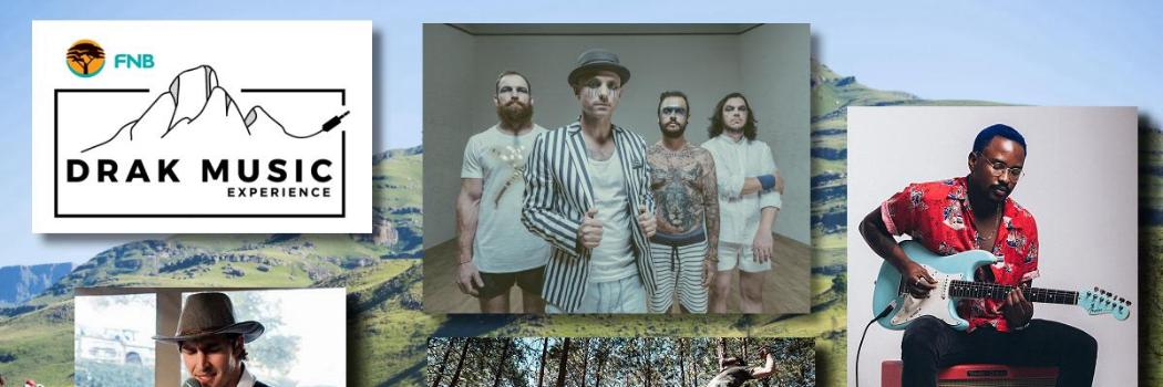 The Parlotones to headline FNB Drak Music Experience