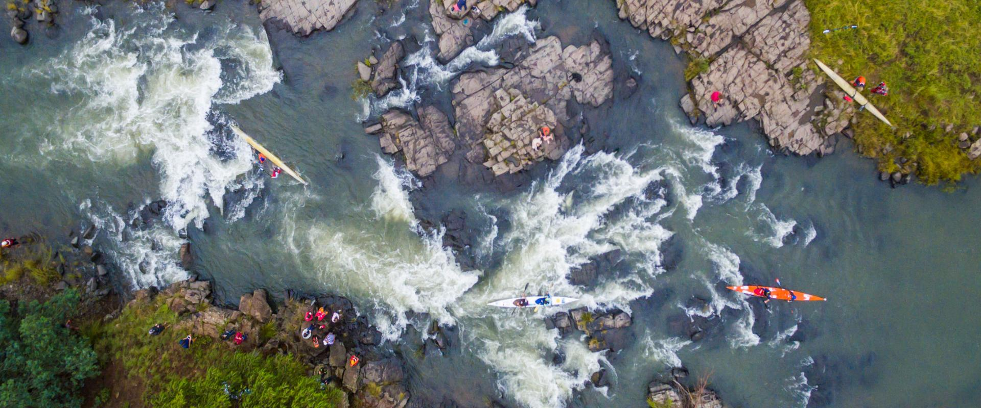 The Valley of a Thousand Rapids is calling….