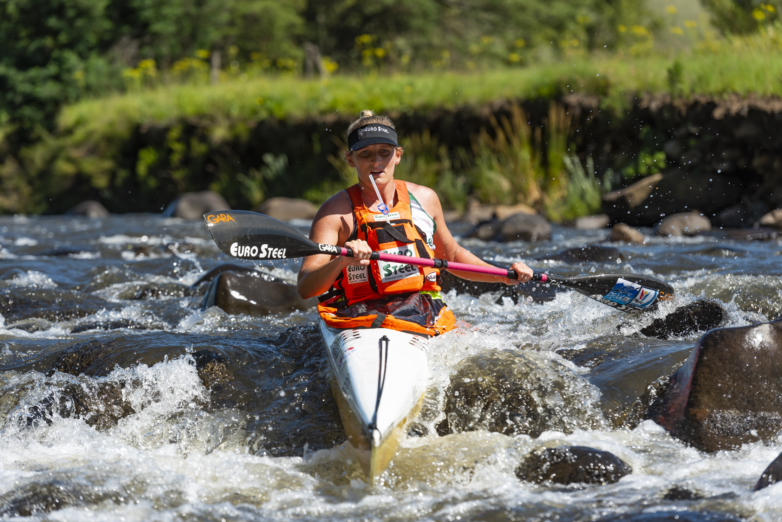 Jenna Ward back to defend Drak women's crown